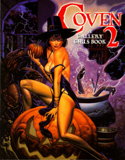 Coven - A Gallery Girls Book 02