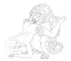 Random Tentacle Monsters