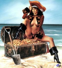 Pirates! - Treasured Chests