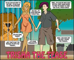 Trisha the Tease