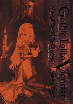 Gothic Lolita Viandier