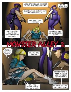 Monster Alley 2