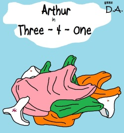 Three-4-One