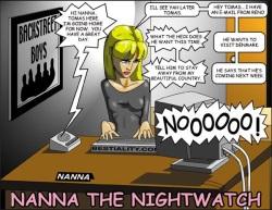 Nanna the Nightwatch