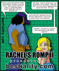 Rachel's Romp 2